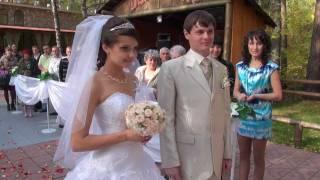 Свадьба  Новосибирск Шале Регистрация А В Колпаков