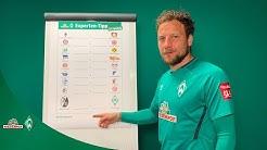 WIESENHOF: Werder-Expertentipp 27. Spieltag 19/20