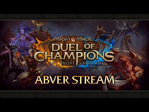 Might and Magic Duel of Champions. Стрим 1.