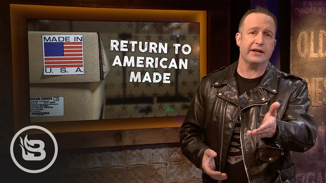 Forget China, It's Time to Return to American Made   Wilkow