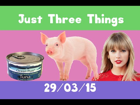 Random Domain Name | Just Three Things: 29/03/15