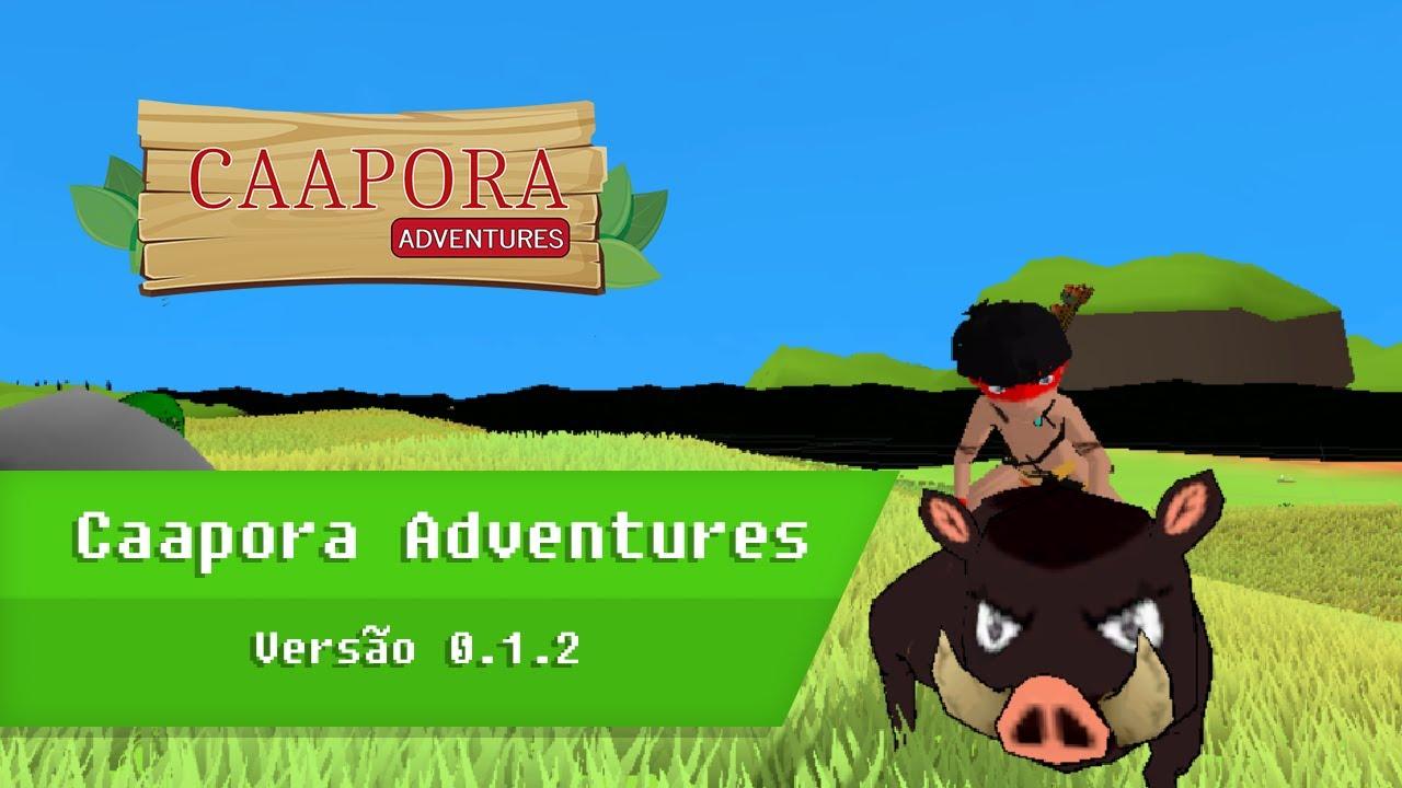 Espaço Desenvolvedor - Caapora Adventures