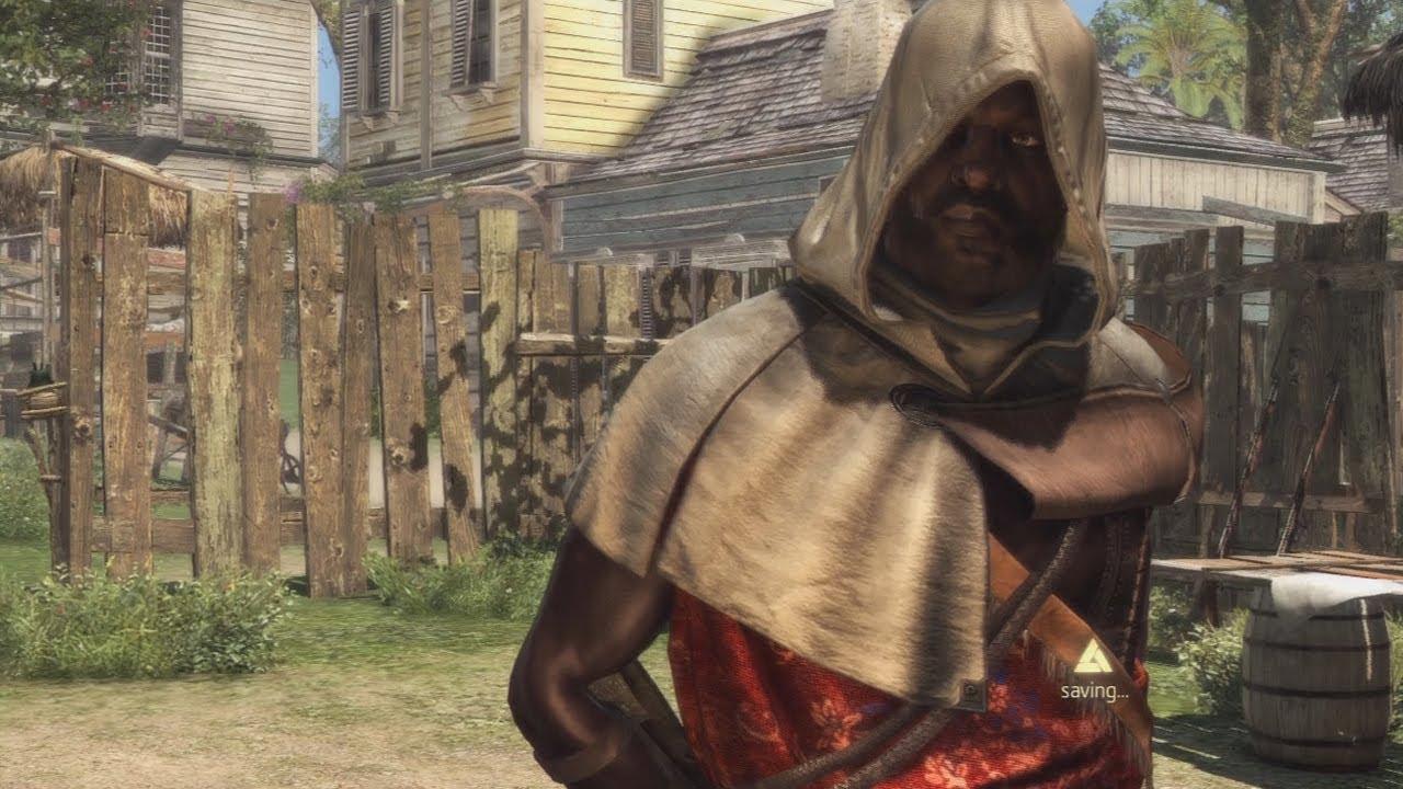 Auu >> Assassin's Creed 4 - Templar Hunt 3 - Anto Walkthrough - YouTube