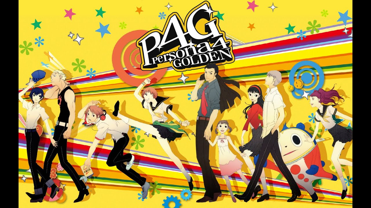Image result for persona 4 golden cover