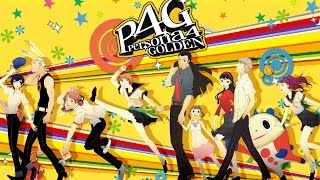 Persona 4 Golden THE MOVIE