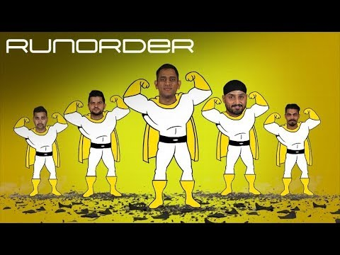 Runorder: Is This CSK Squad Too Old For T20 Success?