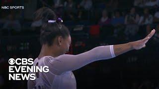 Simone Biles wins fifth all-around gymnastics world title