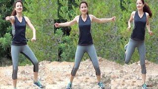 Rutina aerobica intensiva para adelgazar