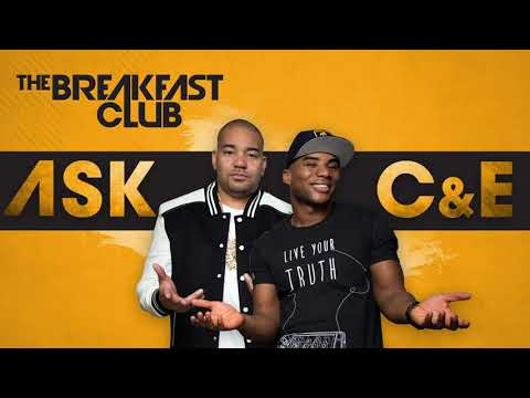 Envy And Charlamagne Give Baby Daddy Etiquette Advice
