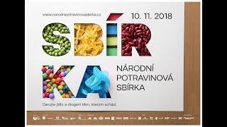 Národní potravinová sbírka 2018