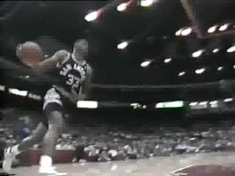 Cadillac Anderson dunk - YouTube