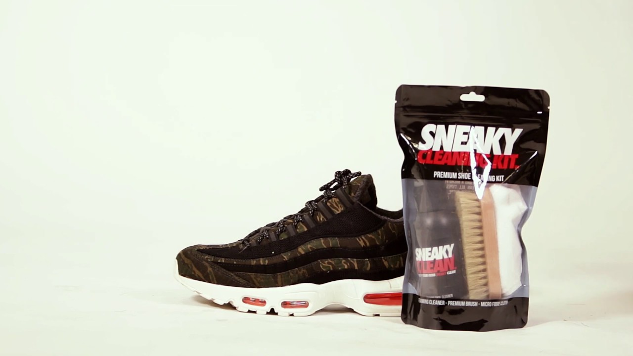 Sneaky Cleaning Kit - Shoe and Trainer