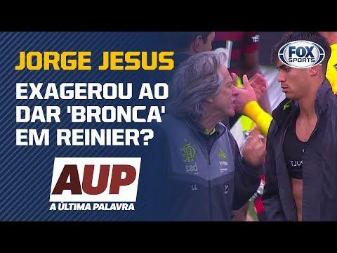 JORGE JESUS EXAGEROU