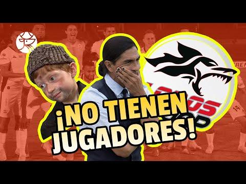 ¡PARECE BROMA! | Lobos BUAP no tiene jugadores para iniciar el torneo | Los Pleyers