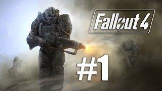 СОЗДАЕМ ПЕРСОНАЖА Fallout 4 1