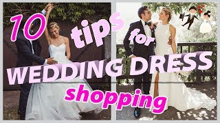 Wedding Dress Shopping Tips from a Bridal Stylist