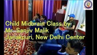 Child Midbrain Activation By Sanjiv Malik - Mission Genius Mind