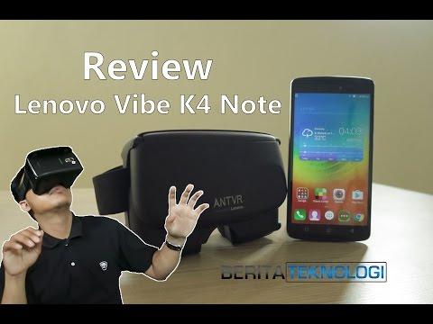 Review Lenovo Vibe K4 Note Indonesia dan Coba Virtual Reality dengan ANTVR
