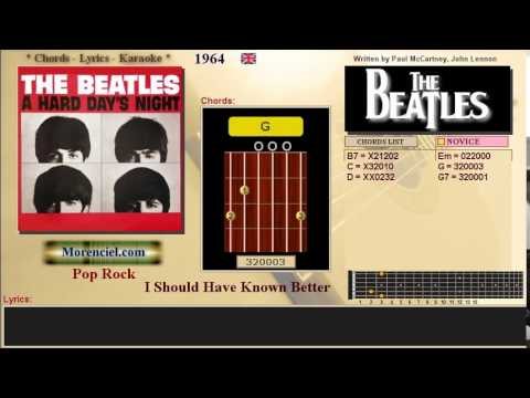 The Beatles I Should Have Known Better 0428 Youtube