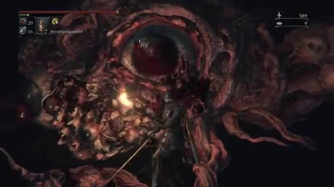 Bloodborne Blutbrocken
