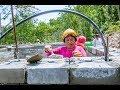 Reconstruction with CSEB Interlocking Bricks - Build up Nepal