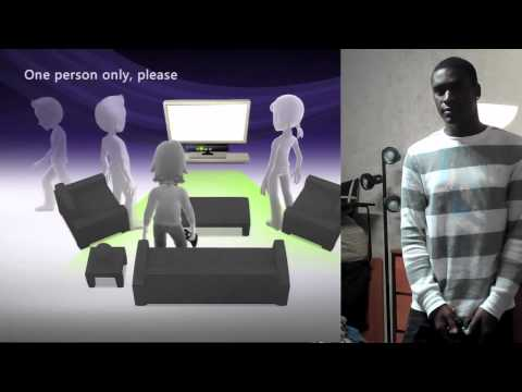 How To Setup Kinect (Xbox 360)