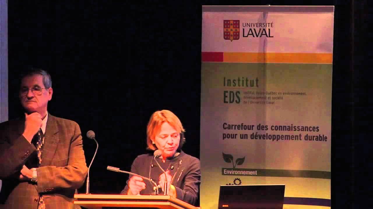 Paule Halley - L'eau, patrimoine de la nation québécoise (4/4)