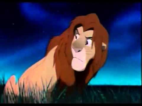 Squash Banana The Lion King, English - YouTube