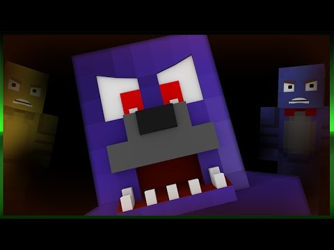 Minecraft 5 Nights At Freddy S Mod Showcase Five Nights At Freddy S