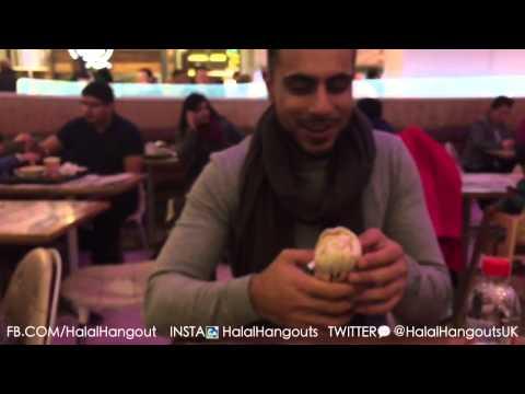 Halal Hangouts - Tortilla (Westfield, london, W12)