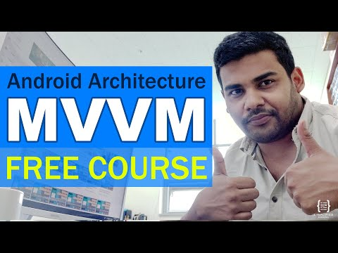 #1 Android MVVM Architecture Tutorial - Introduction