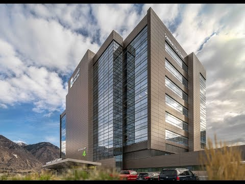 Donating to the New Utah Valley Hospital Outpatient Tower