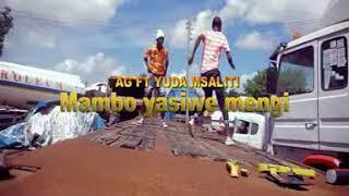 AG ft yuda msaliti
