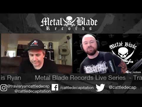 Metal Blade Live Series - Travis Ryan of Cattle Decapitation