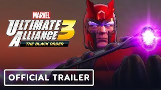 Marvel Ultimate Alliance 3: The Black Order - X-Men Trailer