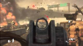 Battle: Los Angeles Video Game (Gameplay HD) Part 2