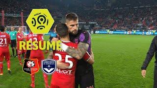 Video Stade Rennais FC - Girondins de Bordeaux (1-0)  - Résumé - (SRFC - GdB) / 2017-18 download MP3, 3GP, MP4, WEBM, AVI, FLV November 2017