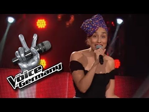 Ben L'Oncle Soul - Soulman | Salima Chiakh Cover | The Voice of Germany 2017 | Blind Audition