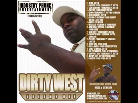 TJ Santana Of Young Hogg$ Ft. Dresta & Leicy Locc - On Crip
