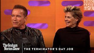 The Terminator's Day Job | The Graham Norton Show | Friday at 11pm | BBC America
