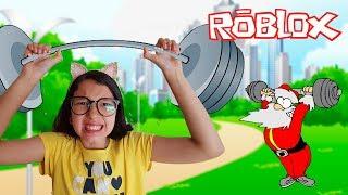 Roblox - MALHANDO DEPOIS DO NATAL !!! - VIDA DE ROBLOX Ep. 01 Giochi di Luluca