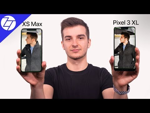 Pixel 3 XL vs iPhone XS Max - The ULTIMATE Camera Comparison!