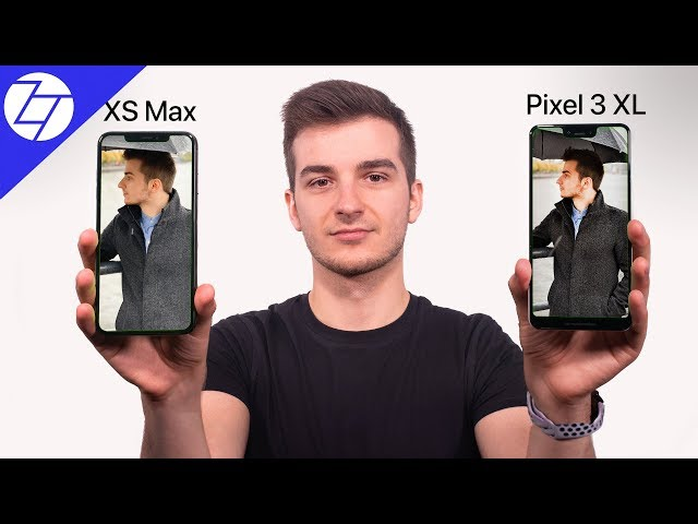 Pixel 3 XL vs iPhone XS Max - The ULTIMATE Camera Comparison!