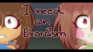 I Need An Exorcism |meme undertale| (Frisk & Chara)