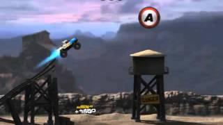 Monster Stunts | Monster Truck Stunts Games for kids