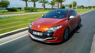 Renault Megane 1.5 dci Test Sürüşü / MK 3 RS görünüm