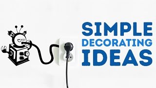BEST Home Decorating Ideas - Interior Decorating and Decor Tips l 5-MINUTE CRAFTS