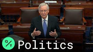 McConnell, Schumer Open 2020 Senate Amid impeachment, Iran Tension