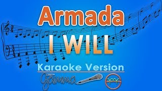 Download Lagu Armada - I Will Karaoke