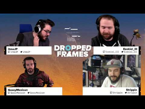 Dropped Frames - Co-stream of The Game Awards 2017